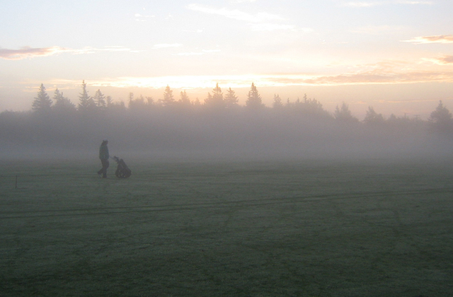 Morning_golf